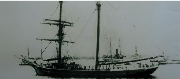 Mary Celeste - Ghost Ship