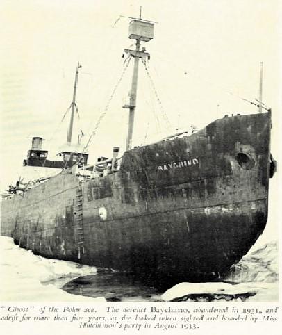 Baychimo - Ghost ship