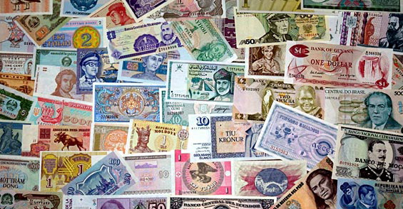 List Of World Currency