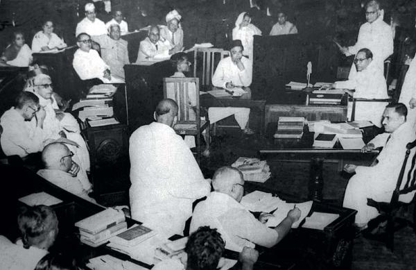 The Constituent Assembly took the duration of 3 years to draft the Constitution