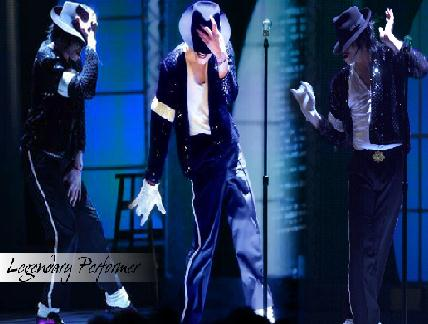 Micheal Jackson Performance