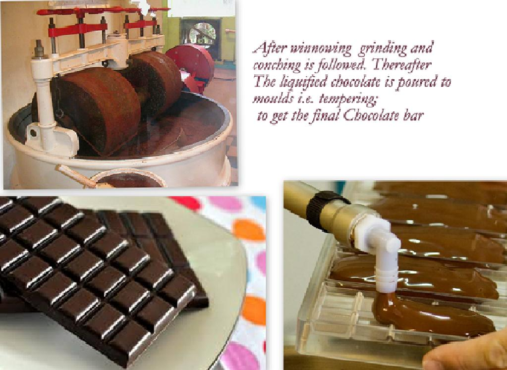 chocalate processing