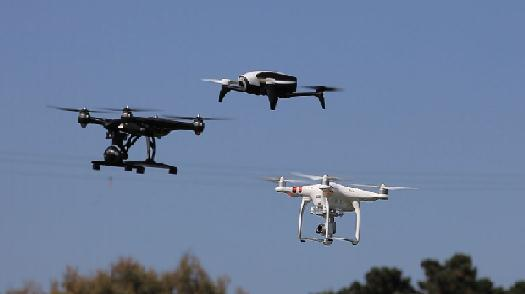 Drones Unmanned Aerial Vehicle